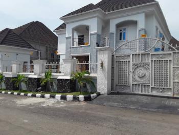 5 Bedroom Detached Duplex + 3 Parlors + Swimming Pool, Efab Metropolis, Karsana, Abuja, Detached Duplex for Sale