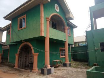 Nicely Built 3 Bedrooms Duplex, with Pop., Off Airport Road., Benin, Oredo, Edo, Terraced Duplex for Rent