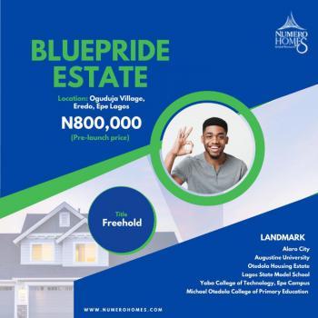 Land, Blue Bride Estate, Epe, Lagos, Land for Sale