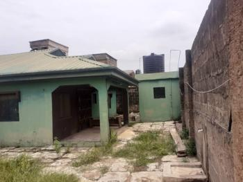 Solid 4 Bedroom Bungalow with Close Proximity to Tarred Road, Ikola, Command, Alagbado, Ifako-ijaiye, Lagos, Detached Bungalow for Sale