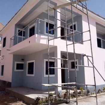 Spacious 2 Bedroom + 1 Study Room Luxury Flat, Salis Ventilated Homes, Near Lento Aluminum, Jabi, Abuja, House for Sale