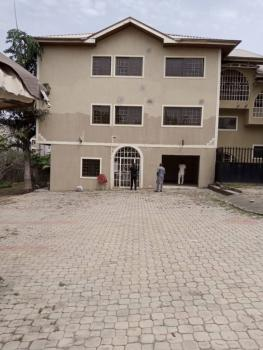 Spacious 5 Bedroom Duplex with 3 Room Bq Good for Office, Area 2, Garki, Abuja, Semi-detached Duplex for Rent