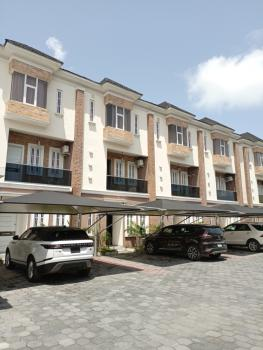 Luxury Built and Exquisite Finished 4 Bedroom Duplex + a Room Bq, Nestled in a Beautiful and Secured Estate at Oniru, Victoria Island (vi), Lagos, Terraced Duplex for Sale