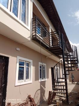 Executive Newly Built 2 Bedroom, Off St Finbers Road, Akoka, Yaba, Lagos, Flat for Rent