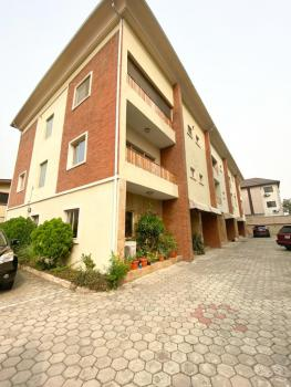 Luxury 4 Bedrooms Terraced Duplex with a Maids Room, Parkview, Ikoyi, Lagos, Terraced Duplex for Sale