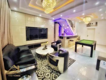Luxurious 5 Bedrooms Apartment, Osapa London, Lekki, Lagos, House Short Let