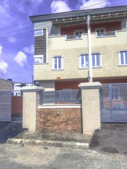 4 Bedroom Semi-detached House with Boys Quarter, Lekki Phase 1, Lekki, Lagos, Semi-detached Duplex for Sale
