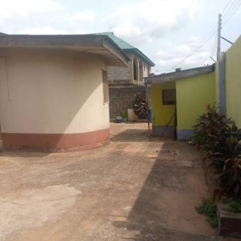 Decent 3 Bedroom Bungalow with Studio Apartment, Akera, Alagbado, Ifako-ijaiye, Lagos, Detached Bungalow for Sale