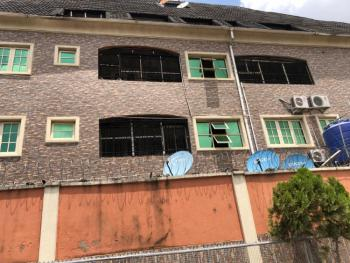 Lovely 2 Bedroom Flat with Car Park, Prepaid Meter & Water Heater, Yaba, Lagos, Flat for Rent