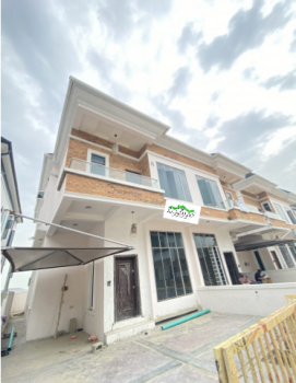 a Brand New Semi-detached Duplex, Chevron, Lekki, Lagos, Semi-detached Duplex for Sale