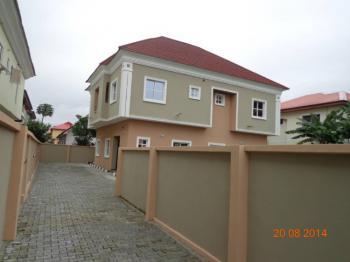 Newly Built Luxurious 5 Bedroom Semi Detached Duplex with Bq, Crown Estate, Sangotedo, Ajah, Lagos, Semi-detached Duplex for Sale