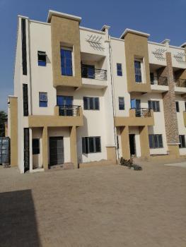 Good 4 Bedroom Terrace Duplex with Bq, Life Camp, Abuja, Terraced Duplex for Rent