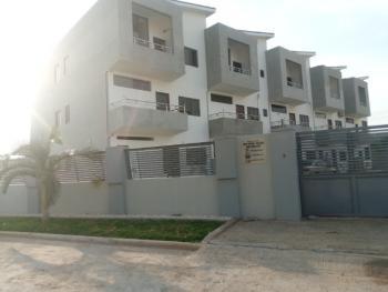 4 Bedroom Terrace Duplex + 1 Room Bq, Plot 903 Jahi District, Beside Light House Academy, Jahi, Abuja, Terraced Duplex for Sale