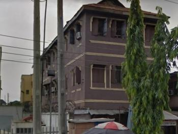 a 2 Storey Building with Shops, Mushin, Lagos, House for Sale