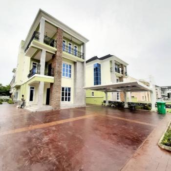 Luxury 4 Bedroom Detached Duplex with Bq, Chevron, Lekki, Lagos, Detached Duplex for Rent