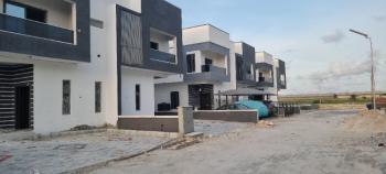 Luxury 3 Bedroom Semi Detached Duplexes, Off Beechwood Estate, Bogije, Ibeju Lekki, Lagos, Semi-detached Duplex for Sale