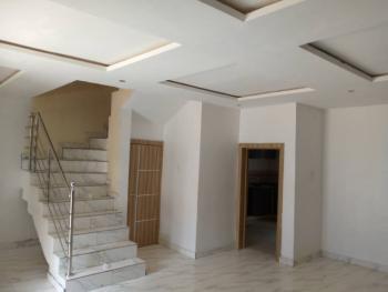 New 3 Bedroom Terrace Duplex with Bq, Ocean Palm Estate, Ajah, Lagos, Terraced Duplex for Rent