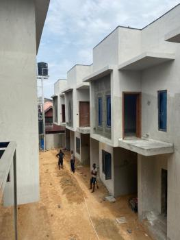 Four Bedrooms Terrace, Agungi, Lekki, Lagos, Terraced Duplex for Sale