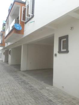4 Bedroom Terrace with Bq, Lekki County Estate, Ikota, Lekki, Lagos, Terraced Bungalow for Rent