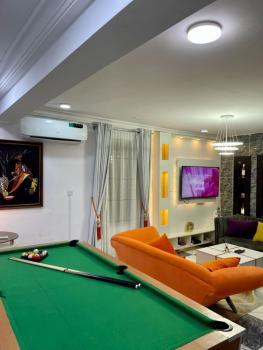 Luxury 2 Bedrooms Apartment with Snooker Board, Pool and Gym, Jordan Brooke Estate, Osapa, Lekki, Lagos, Flat / Apartment Short Let