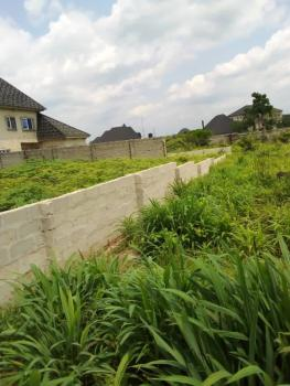 1 Plot of Land Fenced Round in a Built Up Environment, Owerri Municipal, Imo, Residential Land for Sale