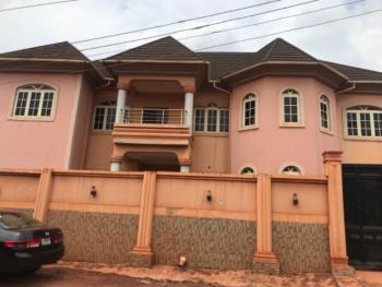 Brand New 5 Bedroom Suited Luxury Duplex with 1 Bedroom Bq(cofo), Upper North Junction Off New Gra, Trans Ekulu, Enugu, Enugu, Detached Duplex for Sale