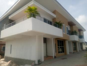 Luxury 3 Units of 4 Bedrooms Terraced Duplex, Off Golf Court, Lakowe Lake, Lakowe, Ibeju Lekki, Lagos, Terraced Duplex for Sale