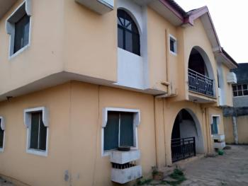 Superb! Block of 4 Units 3 Bedroom Flats with 4 Bed Bungalow, Close to Tarred Road Command, Abule Egba, Agege, Lagos, Block of Flats for Sale