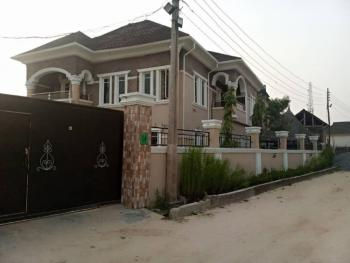 Decent 4 Bedroom Duplex in an Ample Parking Area, in a Full 1 Plot, Sunview Estate Opposite Crown Estate, By Shoprite Mall, Sangotedo, Ajah, Lagos, Detached Duplex for Sale