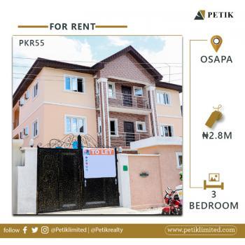 3-bedroom Semi Detached Duplex, Osapa, Lekki, Lagos, Semi-detached Duplex for Rent