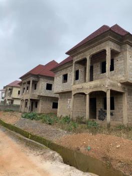Excellent 4 Bedroom Duplex Carcass, Percs Estate, Lokogoma District, Abuja, Detached Duplex for Rent