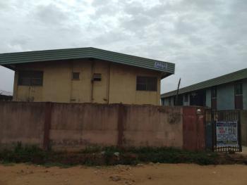 Nice Block of 4 Flats of 4 Bedroom, Ilo Awela Road, Toll Gate, Sango Ota, Ogun, Block of Flats for Sale