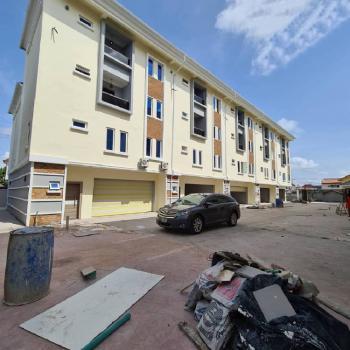 New Property, Idado, Lekki, Lagos, Terraced Duplex for Sale