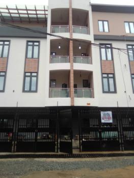 Newly Built 3 Bedroom Flat with Bq, Sabo, Yaba, Lagos, Flat for Rent