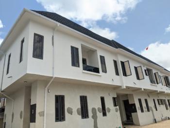 Luxury Built Terrace, Before Chevron Toll Gate, Lafiaji, Lekki, Lagos, Terraced Duplex for Sale
