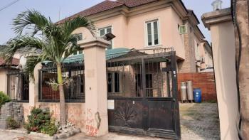 Fully Furnished 4 Bedroom Duplex with Bq, Agungi, Lekki, Lagos, Detached Duplex for Sale