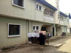 2 Bedroom Flat, Nylon Busstop  Oke -aro, Ijaiye, Lagos, Flat for Rent