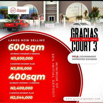 Land, Imedu, Orimedu, Ibeju Lekki, Lagos, Residential Land for Sale