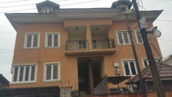 Luxury 4 Bedrooms Terrace, Ilupeju Estate, Ilupeju, Lagos, Terraced Duplex for Rent