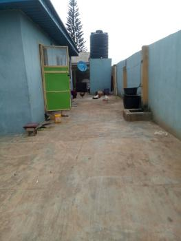 2 Bedroom and Mini Flat, Zion Street, Akute, Ifo, Ogun, Detached Bungalow for Sale
