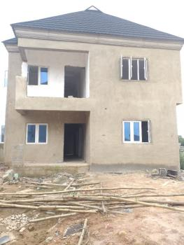 Affordable 3 Bedrooms Duplex + 1 Room Bq with C of O, Ikola, Alagbado, Ifako-ijaiye, Lagos, Detached Duplex for Sale