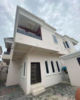 Newly Built 4 Bedroom Semi Detached House with a Bq;, Ologolo, Lekki, Lagos, Semi-detached Duplex for Sale