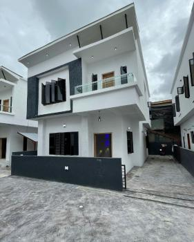 Newly Built 4 Bedroom Fully Detached House with a Bq;, Ajah, Lagos, Detached Duplex for Sale