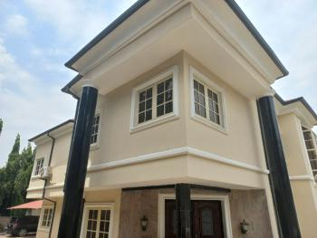 Clean 4 Bedrooms Fully Detached Duplex with Bq, Aminu Kano, Wuse 2, Abuja, Detached Duplex for Sale