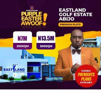 Eastland Golf Estate, Abijo, Lekki, Lagos, Land for Sale