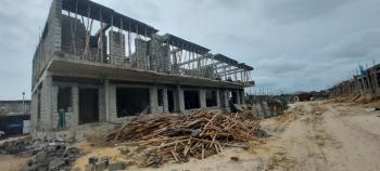 Luxury 3 Bedroom Terrace Duplex, The Ambiance, Atlantic Layout Estate, Abraham Adesanya, Ajah, Lagos, Terraced Duplex for Sale