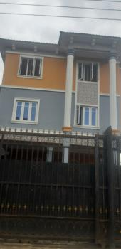 a Lovely and Nice with Good Finishing 2 Bedroom Flat, Off Park Road, Costain, Yaba, Lagos, Flat for Rent