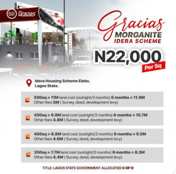 Gracias Morganite, Eleko, Ibeju Lekki, Lagos, Land for Sale