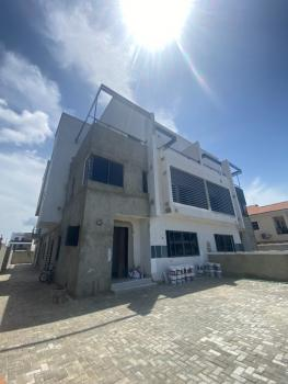 a Luxury 4 Bedroom Semi Detached Duplex with 2 Rooms Bq, Lekki Phase 1, Lekki, Lagos, Semi-detached Duplex for Rent