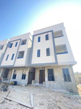 a Brand New 4 Bedroom Terrace Duplex with Bq, Lekki Phase 1, Lekki, Lagos, Terraced Duplex for Sale